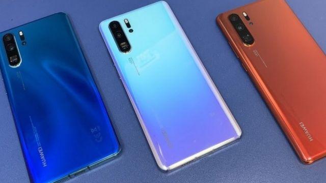 Ponsel Huawei