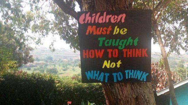 الإنجليزية ما زالت لغة التعليم في المرحلة الثانوية في أوغندا