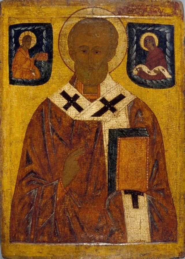 Saint Nicholas.