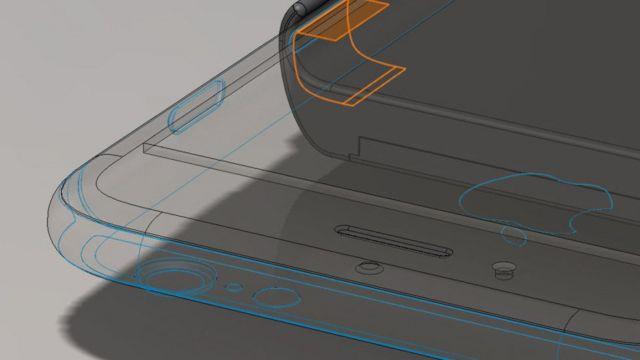 carcasa diseñada por Andrew Huang y Edward Snowden