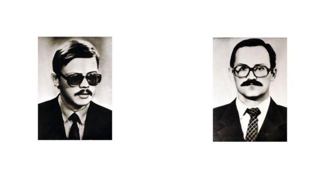 Топтунов и Акимов