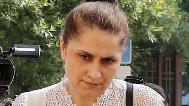 Мать сестер Хачатурян Аурелия Дундук