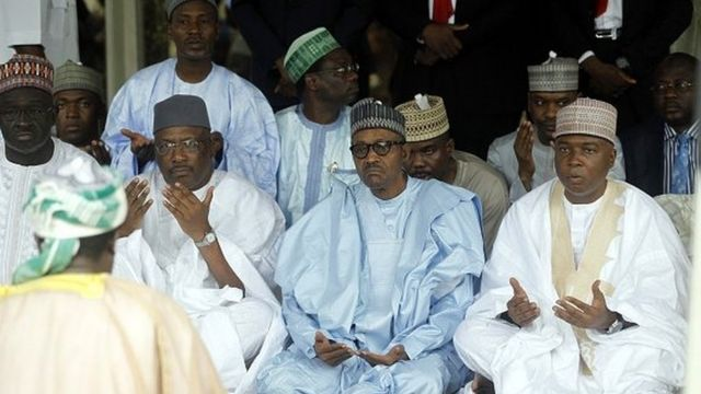 Buhari and Bukola