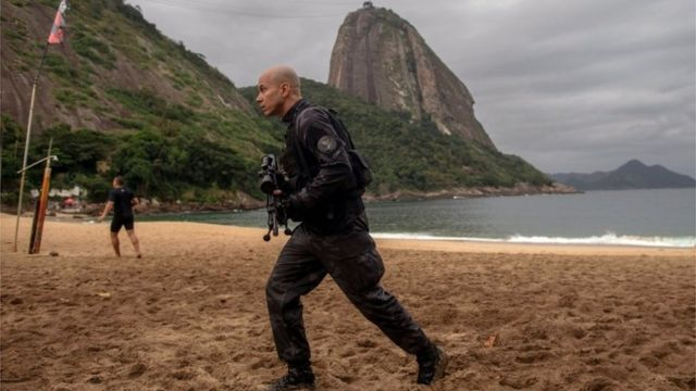 Brazil: Bodies found at the foot of Rio's Sugar Loaf mountain