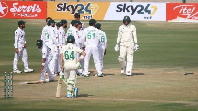 پاکستان، جنوبی افریقہ