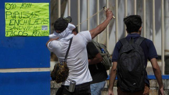 Protestas Nicaragüa