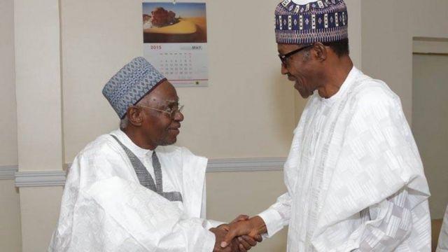 Shagari da Buhari