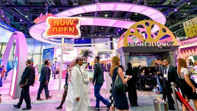 संयुक्त अरब अमीरात, दुबई