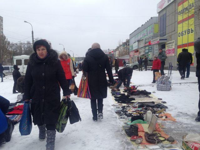 вулиця Луганська