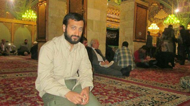 محمدحسین رستمی