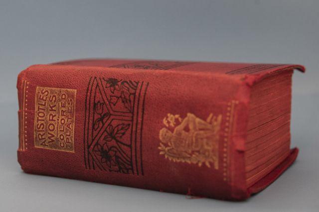 """""""Труды Аристотеля"""", 1855"""