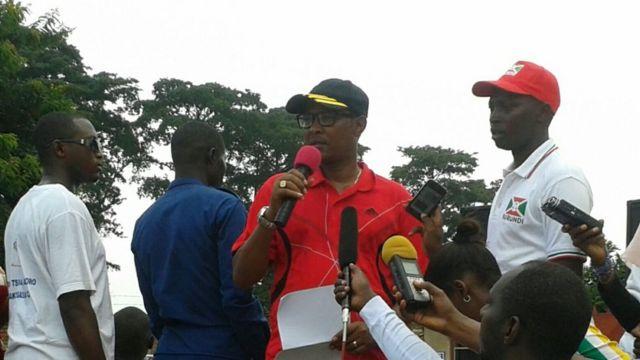 Freddy Mbonimpa