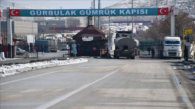 مرز جمهوری اسلامی ایران با کشور ترکیه در این نقطه ظهر امروز، چهارم اسفند بسته شد و هیچگونه تردد مسافری یا کامیونی وجود ندارد.