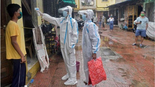 အိန္ဒိယနိုင်ငံမှာ ဇွန်လကစလို့ ကိုရိုနာဗိုင်းရပ်စ်ရောဂါ ဖြစ်ပွားမှု တဟုန်ထိုးတိုးလာနေ