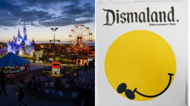 Banksy's Dismaland memorabilia sells at auction for thousands