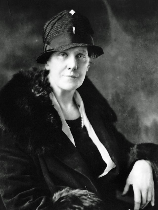 Anna Jarvis (1864-1948) (Foto de © CORBIS/Corbis via Getty Images)