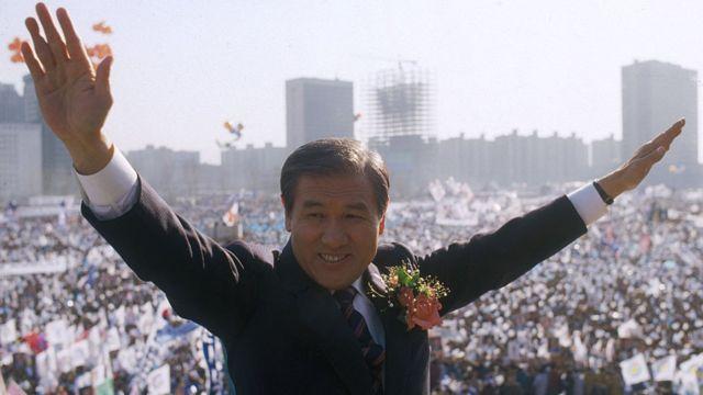 Roh Tae Woo năm 1987