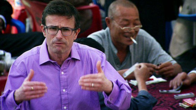 How China fooled the world with Robert Peston