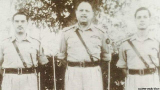 فیلڈ مارشل ایوب خان