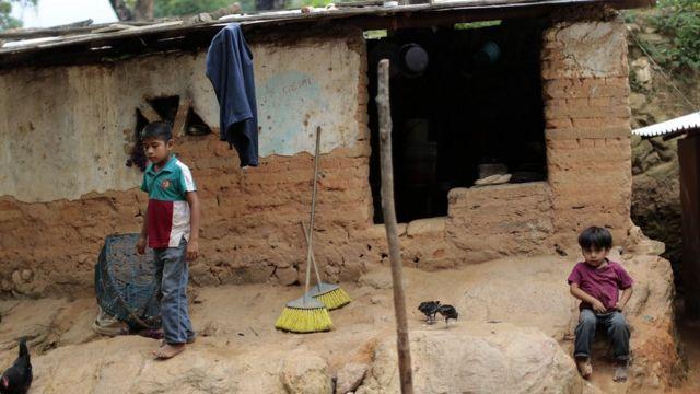 Pobreza en el estado de Guerrero, México