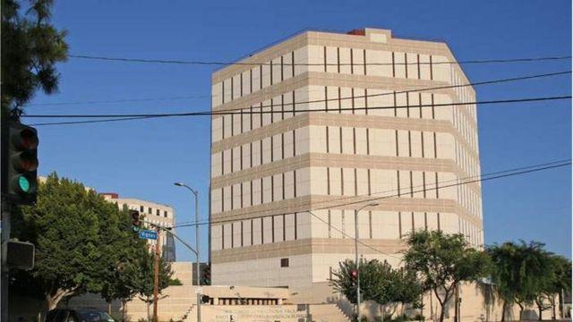 """Исправительное учреждение """"Башни-близнецы"""", Лос-Анджелес"""