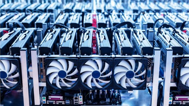 Bitcoin mining ban considered by China's economic planner