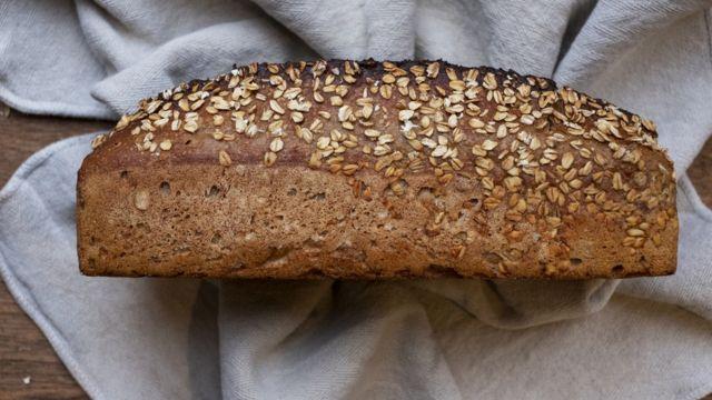 Хлеб с овсом