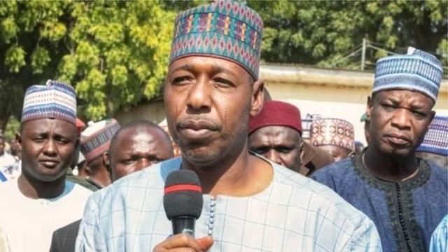 Buhari condemns attack on Zulum's convoy, mourns victims