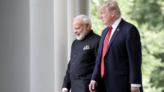 Donald Trump hits out at 'unacceptable' India tariffs