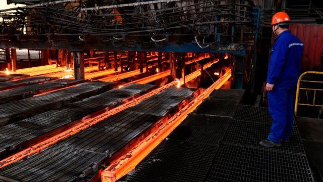 فولاد چین