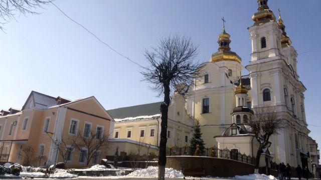 Вінницький Спасо-Преображенський кафедральний собор