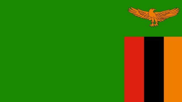 Ibendera rya Zambiya