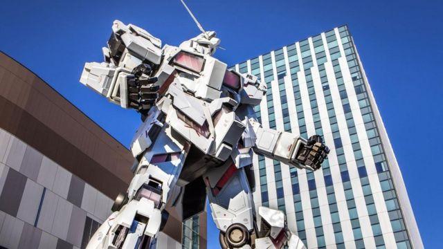 Gigantski robot Gundam