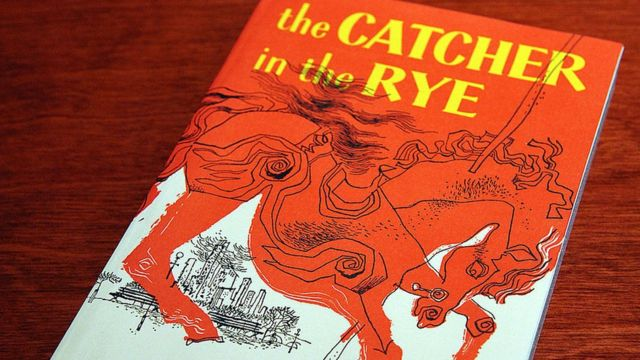 Обложка первого издания легендарного романа