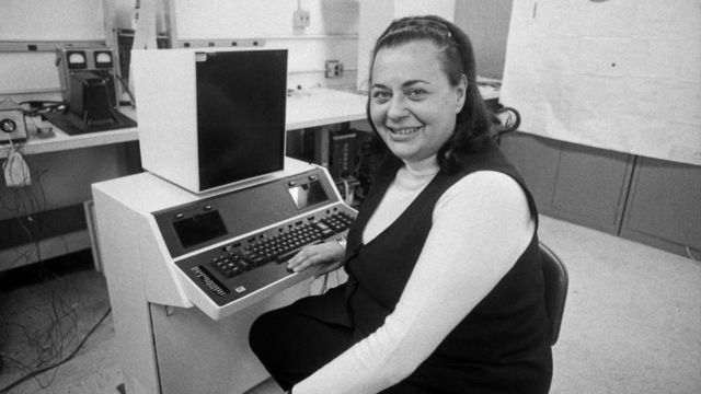 Word processor pioneer Evelyn Berezin dies aged 93