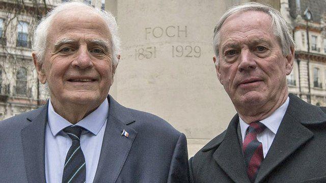 Foch and Astor