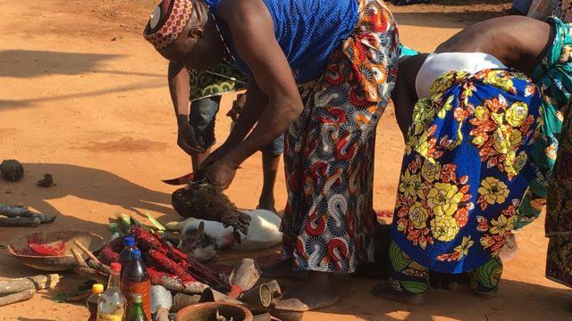 Sacrificios De Animales Y Adoración De Serpientes Por Qué Tiene Tan Mala Fama El Vudú Bbc News Mundo