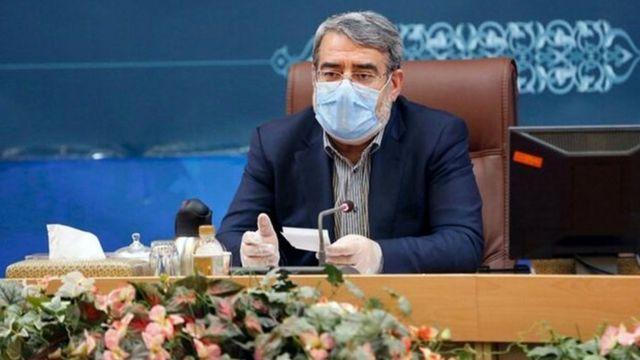 وزیر کشور ایران : عمده کودکان کار خیابانی، افغانستانی هستند
