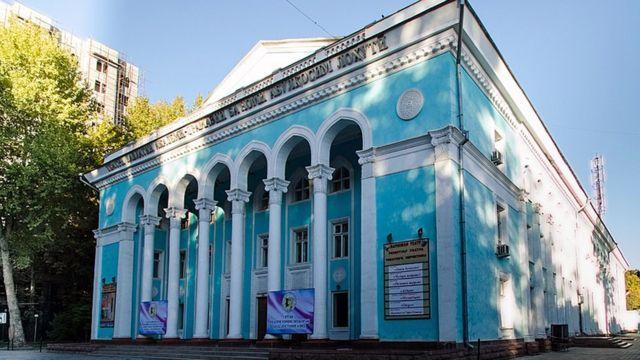 Театр, Душанбе