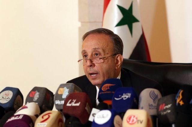 Suriye Anayasa Mahkemesi Başkanı Muhammed Cihad el Liham