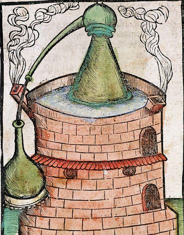 """Se le conocía como el """"balneum mariae"""", y tú probablemente lo conoces como el baño maría."""