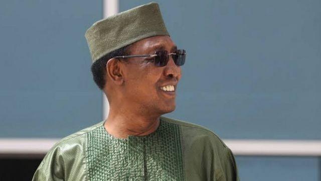 الرئيس التشادي يبدأ زيارة عمل لموريتانيا