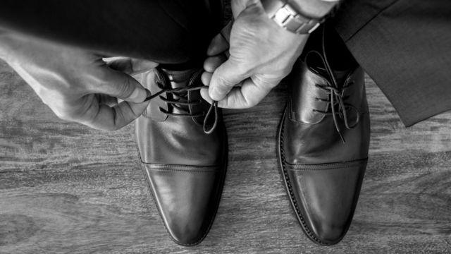 Заранее примерьте новую обувь, чтобы не чувствовать себя некомфортно
