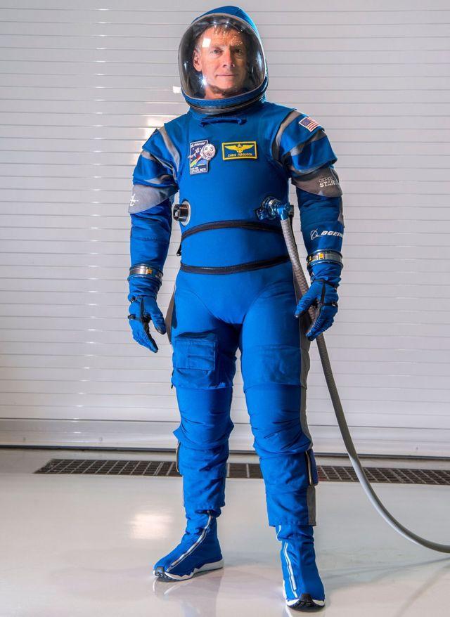 波音蓝(Boeing Blue)太空服