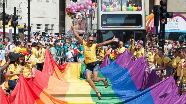 London Pride - официальное пиво лондонского гей-прайда
