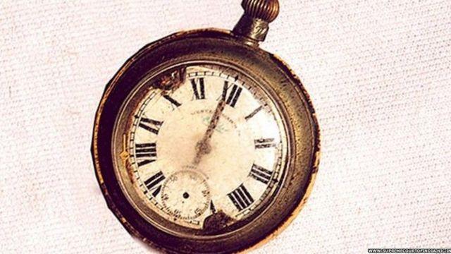 Bhagat Singh's clock