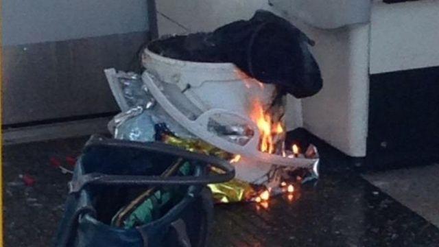 لندن دھماکے