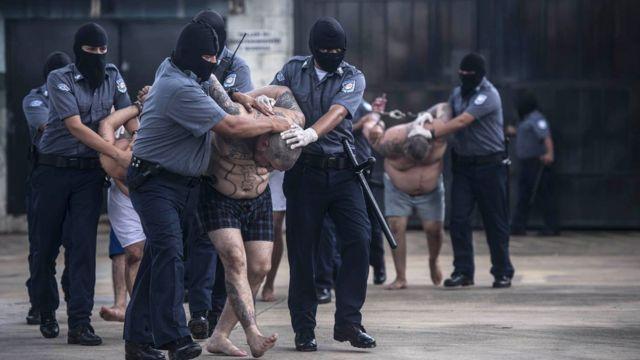 Hapšenje bandi