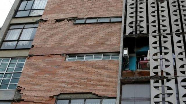 Daños en Ciudad de México
