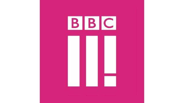 New BBC Three logo